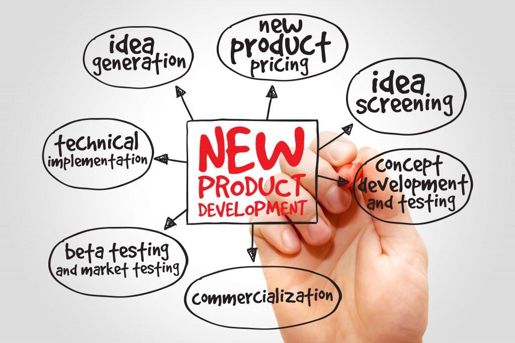 sviluppo nuovi prodotti