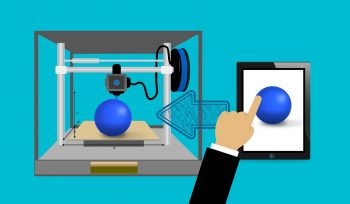 3d printing in a production site
