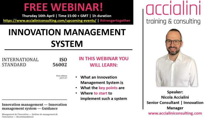 Innovation Management System