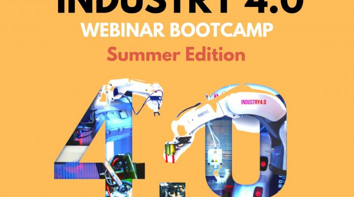 Industry 4.0 Webinar Bootcamp