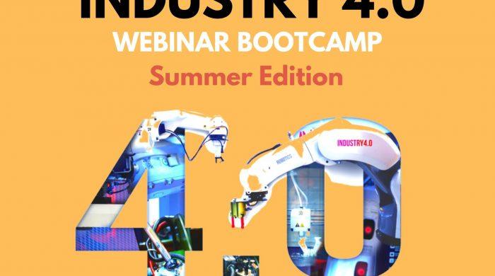 Industry 4.0 Webinar Bootcamp
