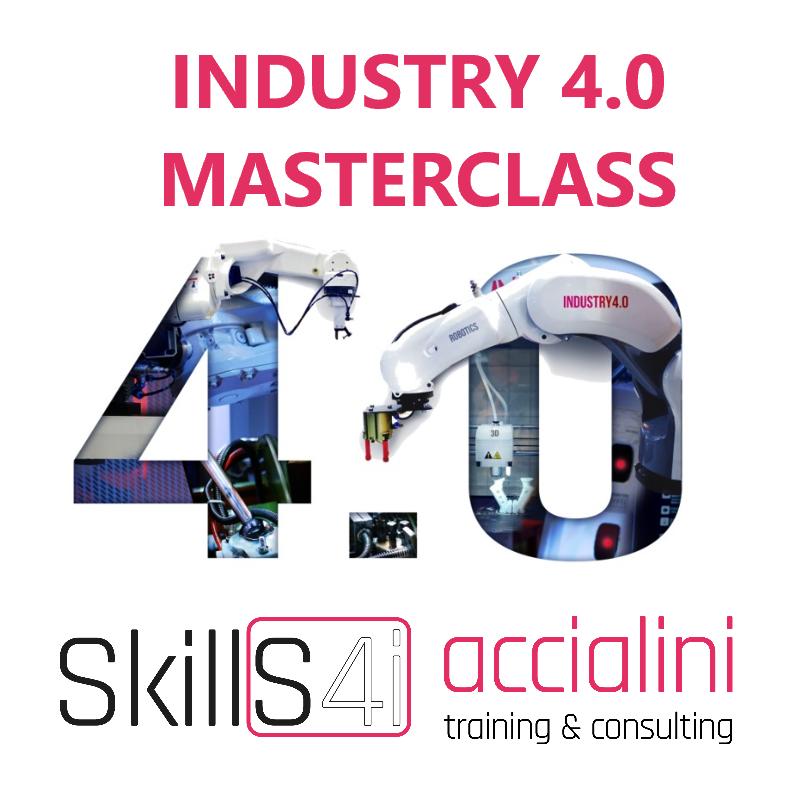 Masterclass Industria 4.0