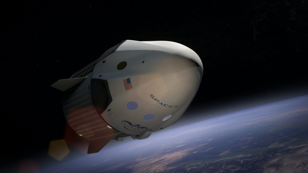 SpaceX SPace Manufacturing Revolution
