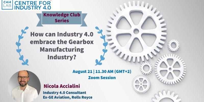 Industry 4.0 and Gear Manufacturing