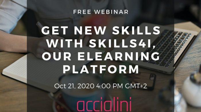 webinar new skills with skills4i