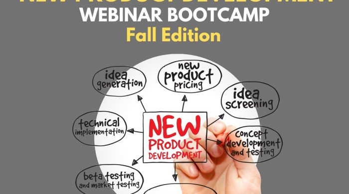 New Product Development Webinar
