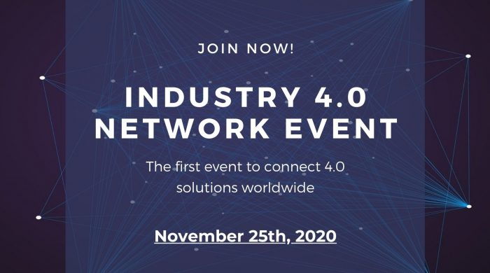 Industry 4.0 Network Event update