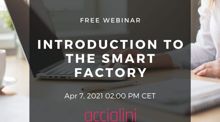 Introduction to the smart factory