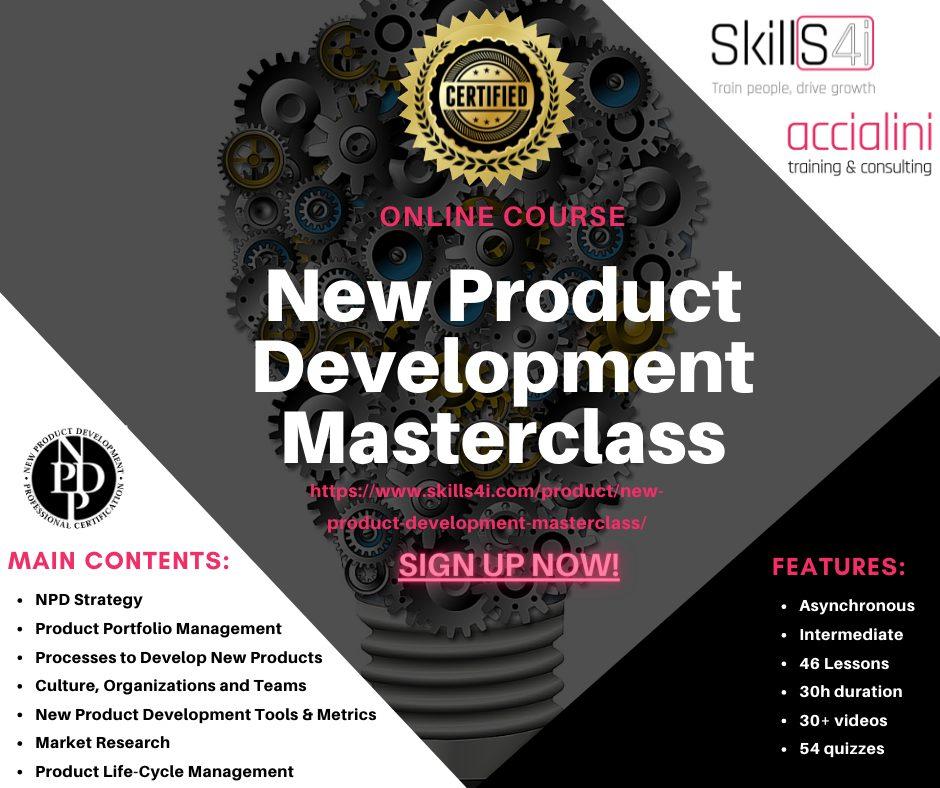 NPD 4.0 Online course