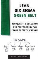 Copertina LSS Green Belt Preparazione Certificazione